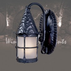 LF201BZ SMALL Cottage Lantern Bronzed by Mica Lamps Company