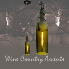 30637-WP Tuscan Wine Bottle
