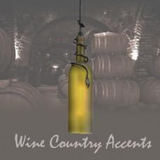 31171-WP Tuscan Wine Bottle Mini