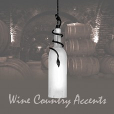 32745-WB Tuscan Wine Bottle Mini Pendant