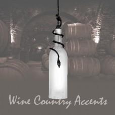 32745-WB Tuscan Wine Bottle Mini Pendant