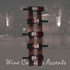 4100 5 Bottle Wall Rack