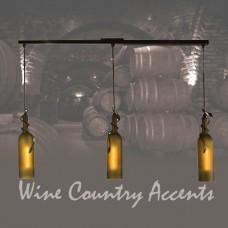 50638-WB Tuscan Wine Bottle Island Pendant