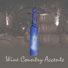 71123 Tuscan Wine Bottle Mini Pendant