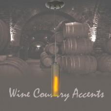 99427 Wine Bottle Mini Pendant