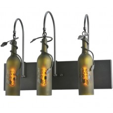 Meyda 99825 Wine Bottle Vanity Light