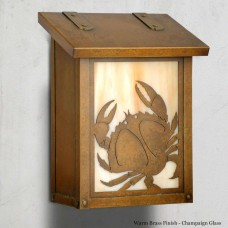 Crab Mailboxes Vertical Design America's Finest