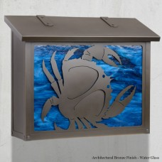 Crab Large America's Finest Mailboxes