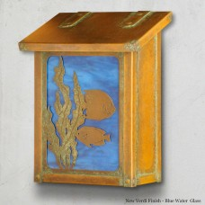 Fish Mailboxes Vertical Design America's Finest