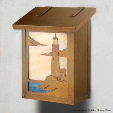 Lighthouse Mailboxes Vertical Design America's Finest
