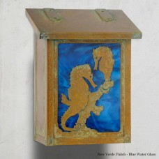 Seahorse Mailboxes Vertical Design America's Finest