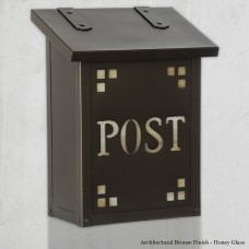 Pasadena Post Vertical Design
