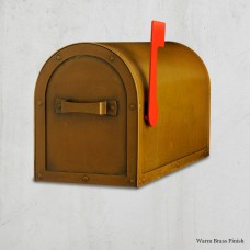 AF-501 Holly Street Post Mailbox