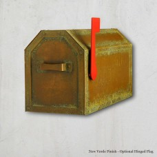 AF-510 Angled Top Mailbox