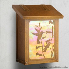 Hummingbird Vertical Design America's Finest Mailboxes