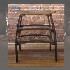 Big Rich Wine Barrel Barstool
