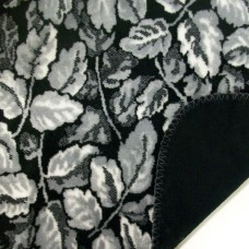 Black Leaves Blanket