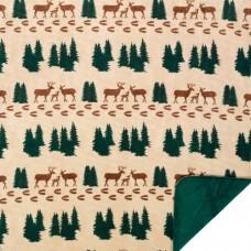 Denali Deer Blanket