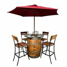Wine Barrel Furniture Wine Country Accents Home Decor