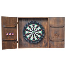 Dart Board Cabinet 2 Day Designs