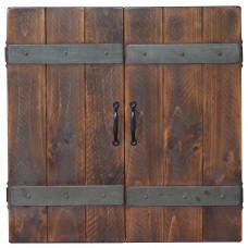 Dart Board Cabinet 2 Day Designs