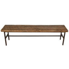 1130 Industrial Farm Dining Bench Napa East