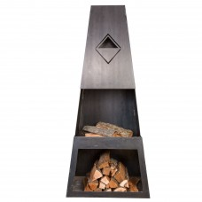 Ember Max Outdoor Fireplace