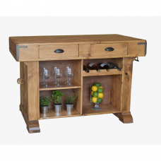 Santa Maria Kitchen Island 2-Day Designs