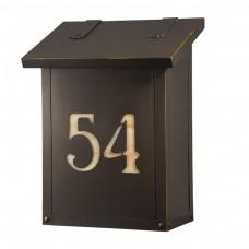 AF-1-HN House Numbers
