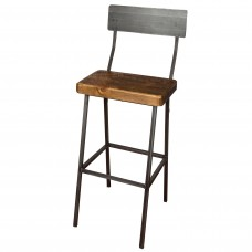 1129 Industrial Farm 36″ Bar Stool Napa East