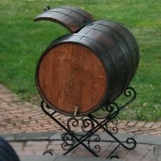 Wine Barrel Oak Ice Box