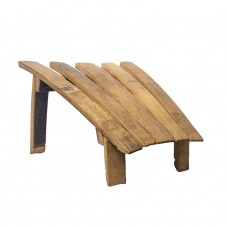 K-38 Barrel Stave Foot Stool