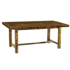 Barnwood Rectangle Dining Table