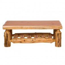 Northern White Cedar Rectangle Coffee Tables