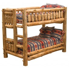 Fireside Lodge Traditional Cedar Bunk Beds
