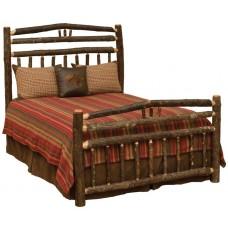 Wagon Wheel Hickory Bed