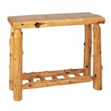 Northern White Cedar Sofa Tables Fireside