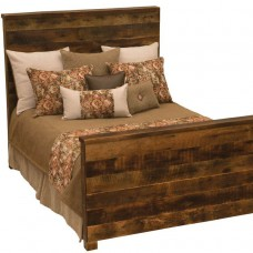 Barnwood Uptown Bed