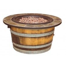 Wine Barrel Fire Pit Napa East Collection