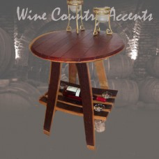 150 Barrel Bistro Table