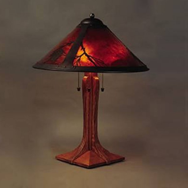 045 Pasadena Pinetree Table Lamp