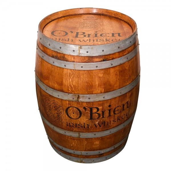 Irish Pub Whiskey Barrel