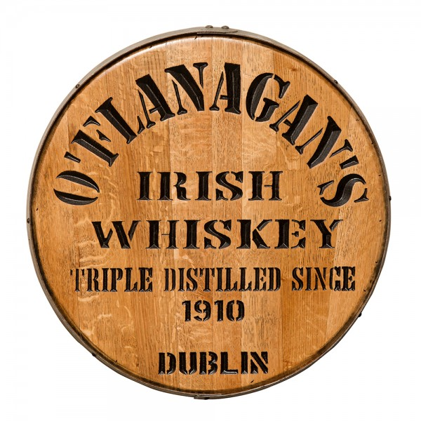 Irish Pub Personalized Irish Whiskey