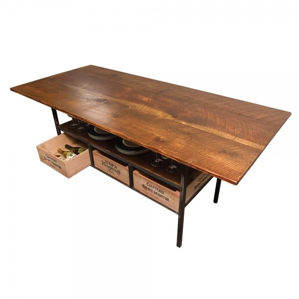 Vino Vintage Farm Table Napa East Collection