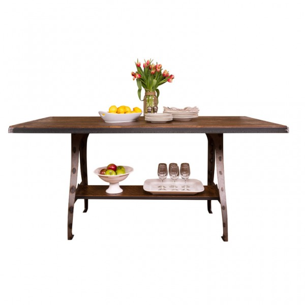 Industrial Farm Table Napa East Collection