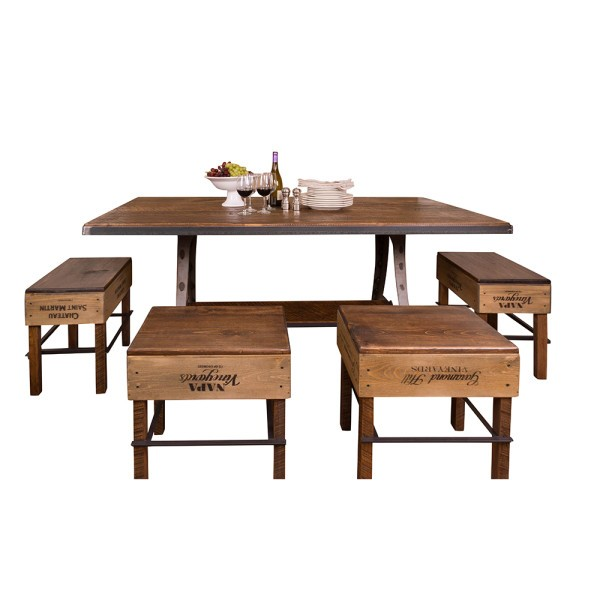 Mill and Foundry Table Set