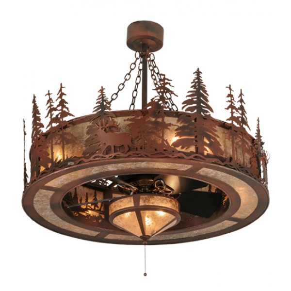 Elk Lighting Fans