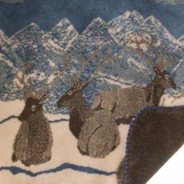 Wapiti Meadows Blanket