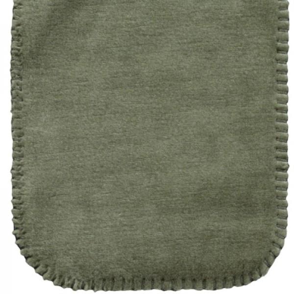 Solid Sage Blanket