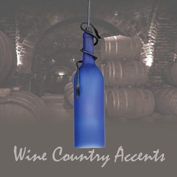 32706 Tuscan Wine Bottle
